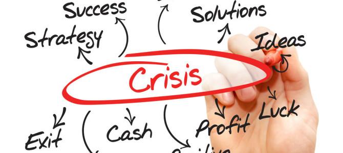 Economia em tempos de crise