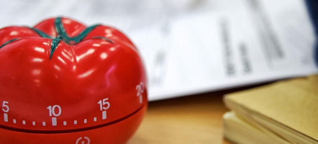 Técnica Pomodoro pode ajudar a melhorar sua produtividade