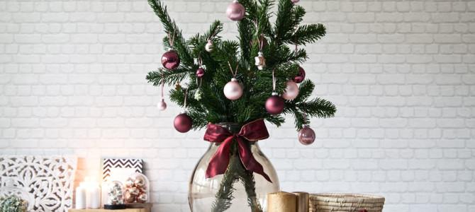 Ideias baratas e criativas para a decoração natalina