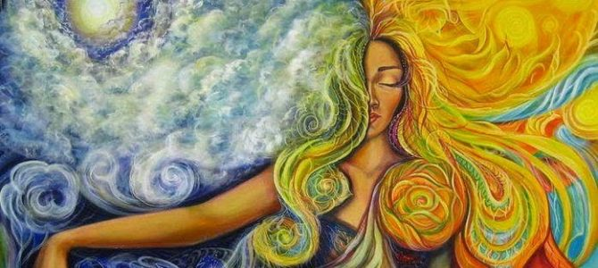 O redespertar do feminino e a manifestação das deusas no dia a dia